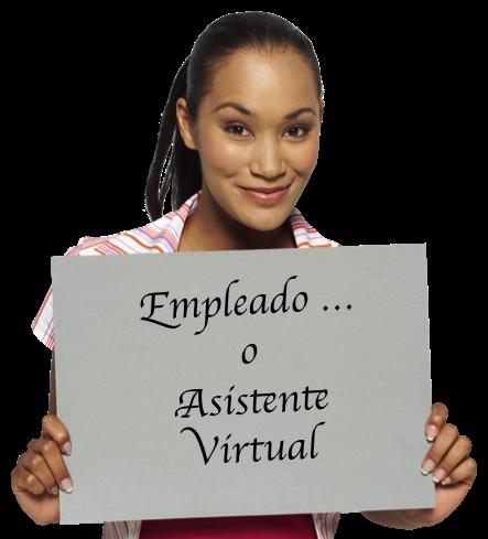 Coste empleado vs. Asistente Virtual
