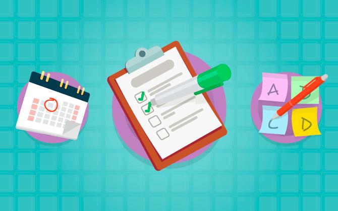 ¿Cómo organizar mi día de trabajo? 3 simples formas de controlar tu frenético día